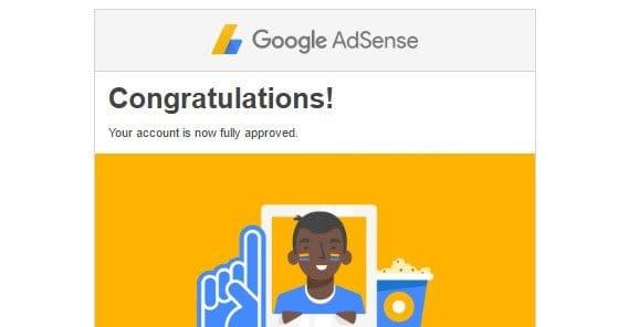 pasos para que su AdSense sea aprobado