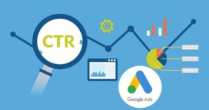 CTR de google adwords