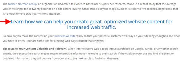 5 consejos para aumentar las conversiones del sitio web