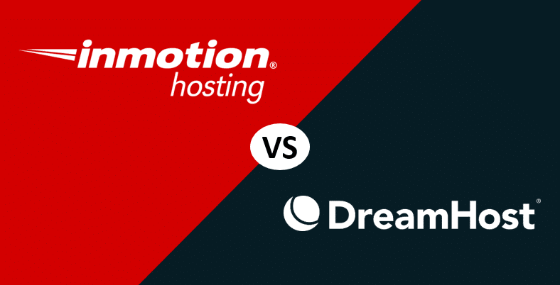 InMotion Hosting vs Dreamhost