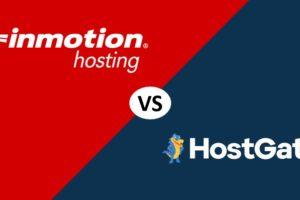 InMotion Hosting vs HostGator