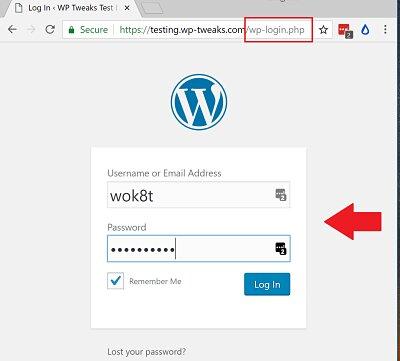 Cómo ocultar su página de inicio de sesión de WordPress de los hackers