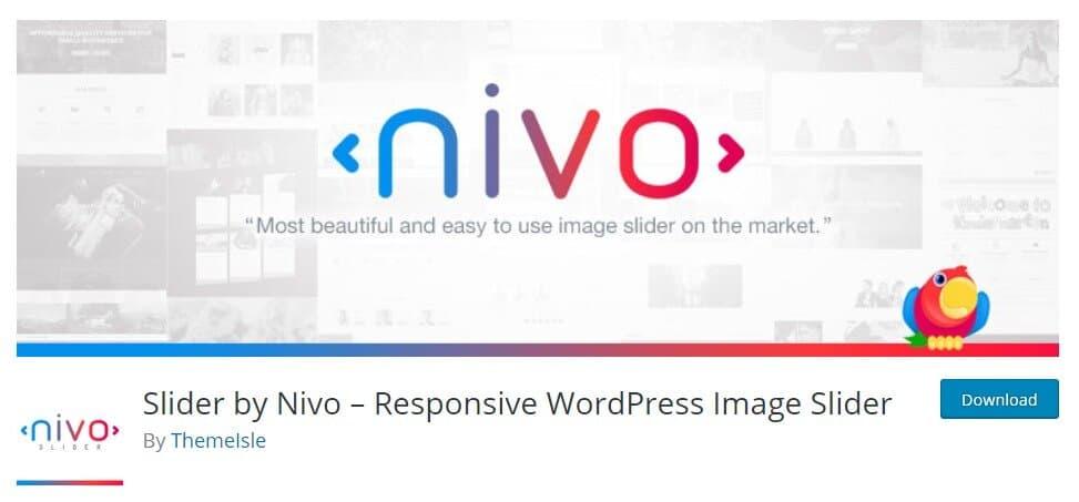 plugin Nivo Slider
