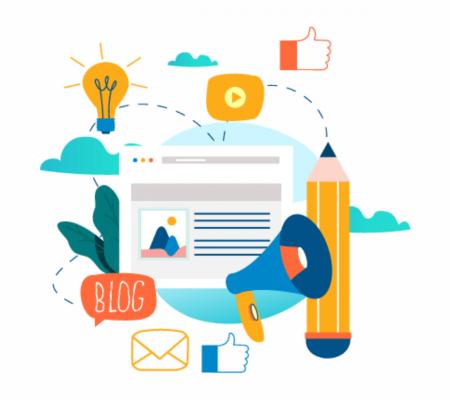 Servicios de redacción para sitios web