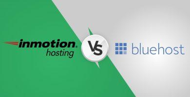 nMotion Hosting vs Bluehost