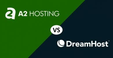 A2 Hosting vs Dreamhost